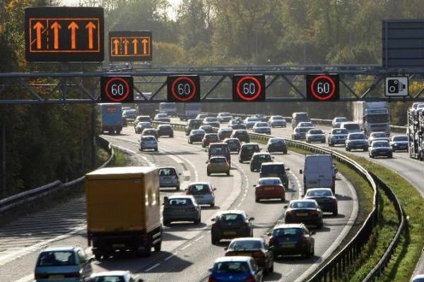 All-lane-motorways