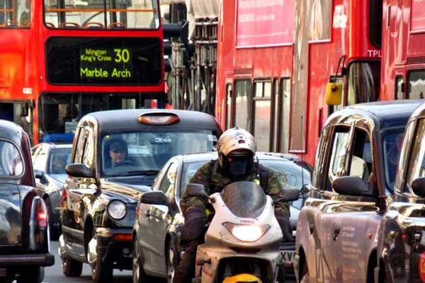 London-Congestion