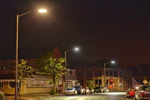 Streetlights revamp a bright idea in Northampton