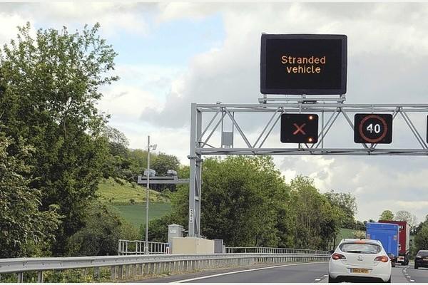 Drivers claim secret M25 speed camera is unfair