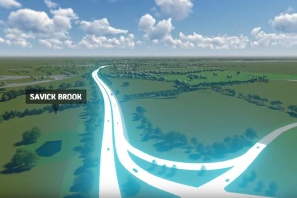 £115m new roads project for Preston