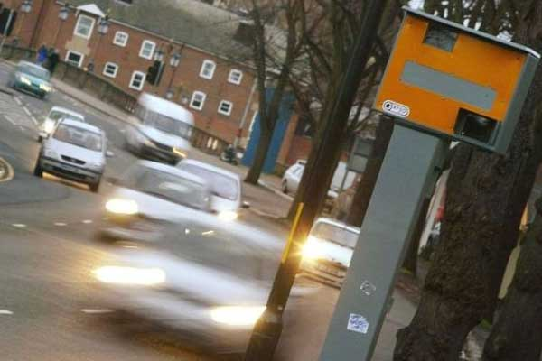 Speed cameras being turned back on in Birmingham and Solihull