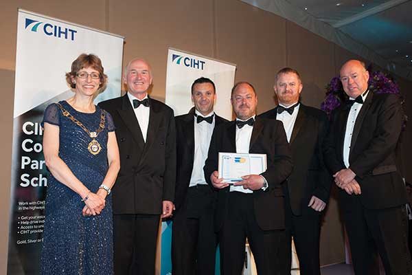 Colas win CIHT Technology Award and are Commended in two further categories