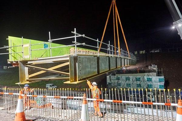 New-Bridge-Install