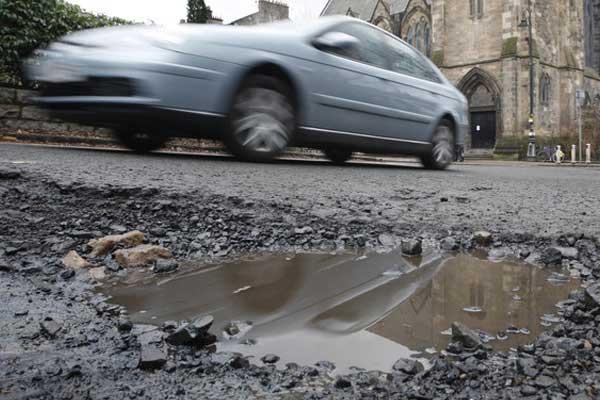 Cambridge-potholes