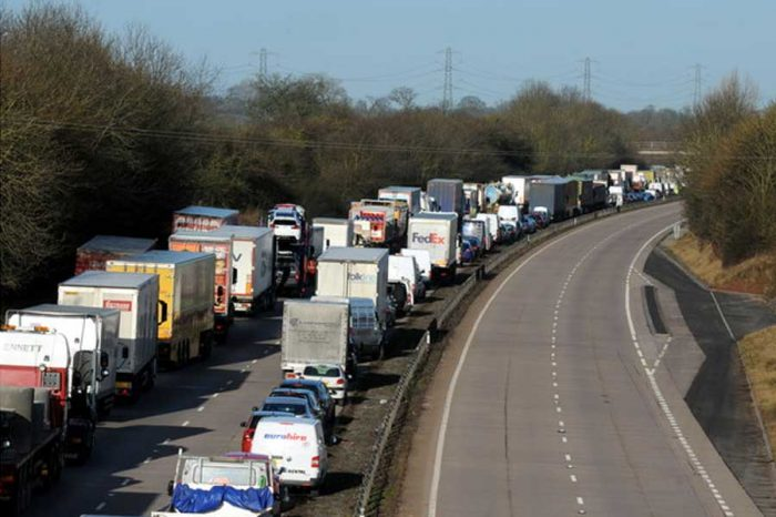 Three-week A50 lane closures announced in Uttoxeter