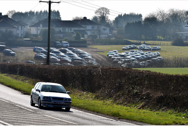 More parking at Bristol Airport is needed