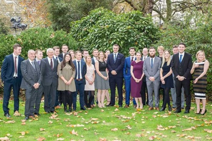 Balfour Beatty invests in apprentices through The Duke of Edinburgh's Award programme