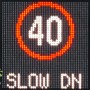 40Mph-slow-down-VMS