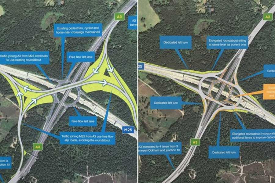 M25-Roadworks-revealed