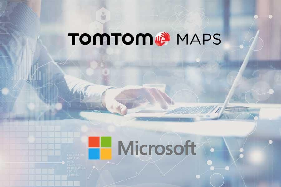 TomTom-Microsoft