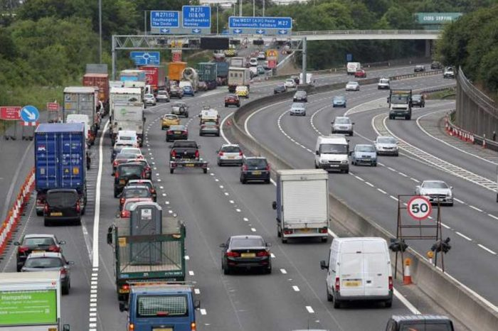 Work to add fourth lane to M27 'will start next year'