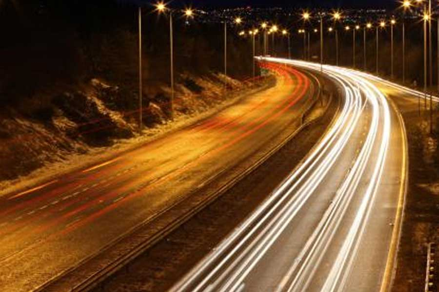 The Government has pledged to invest billions into new roads…..
