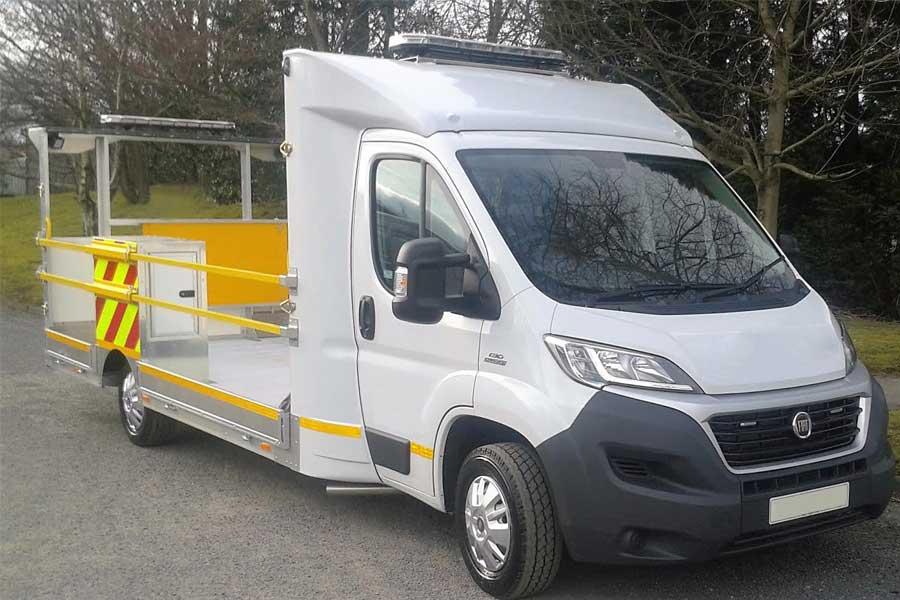 Image of Blakedale Vehicle