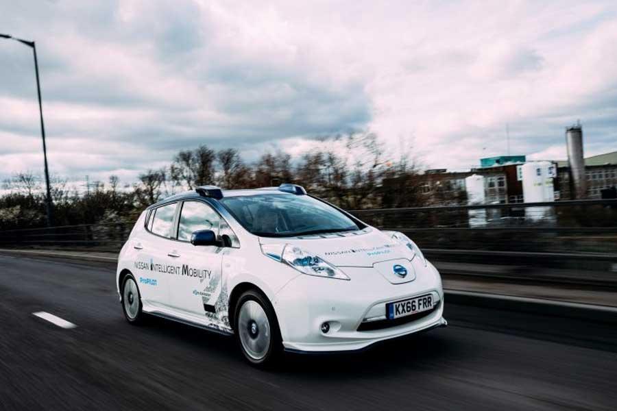 Driverless-Cars-Nissan