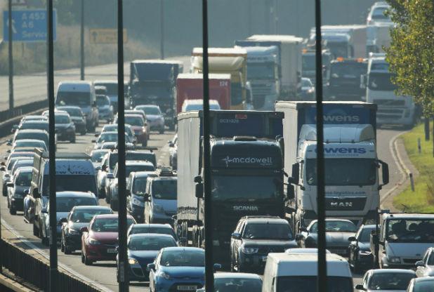 M1 Smart Motorway Upgrade