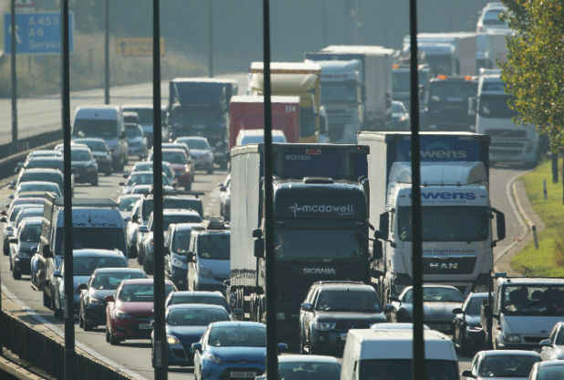 Image of M1 Motorway