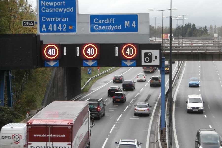 Image of M4 motorway