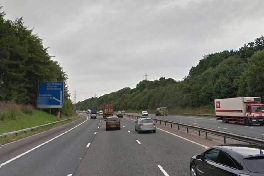 M56-Junction-Dual-Carriageway