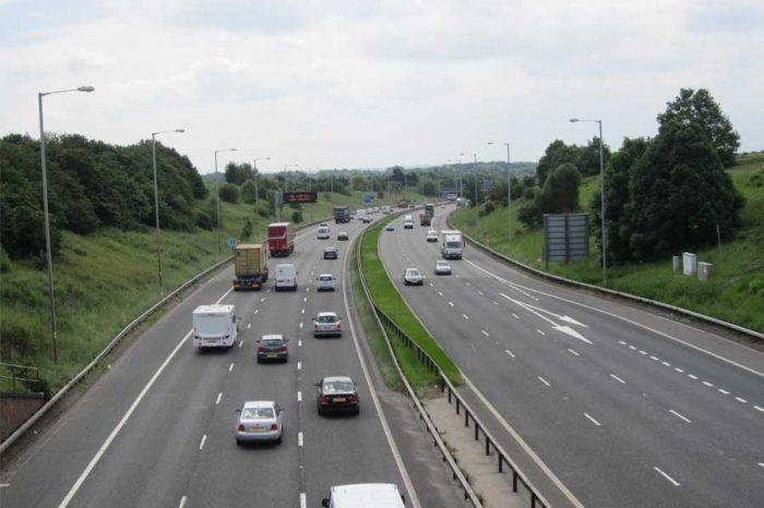 Highways England begins vital maintenance work on M6