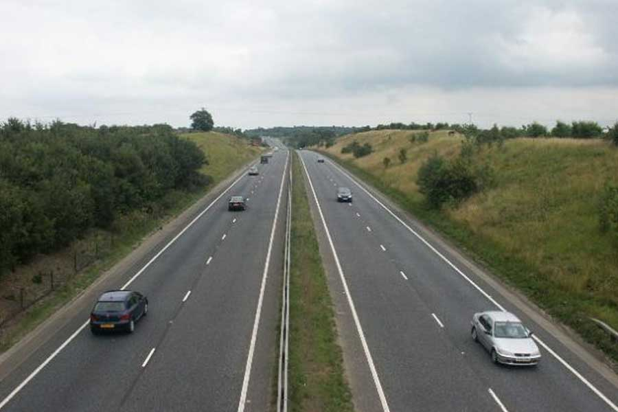 Image of A47 road