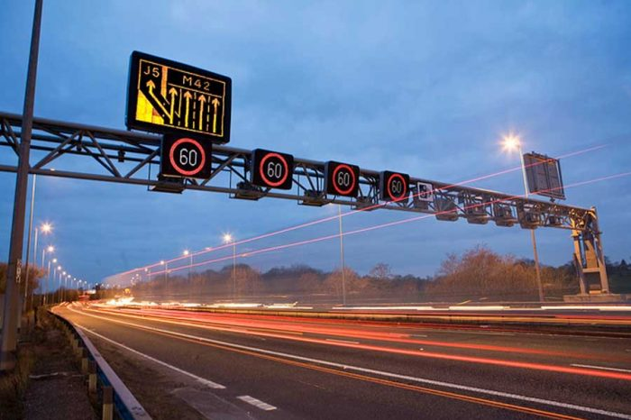 Talke junction work completed early by Highways England