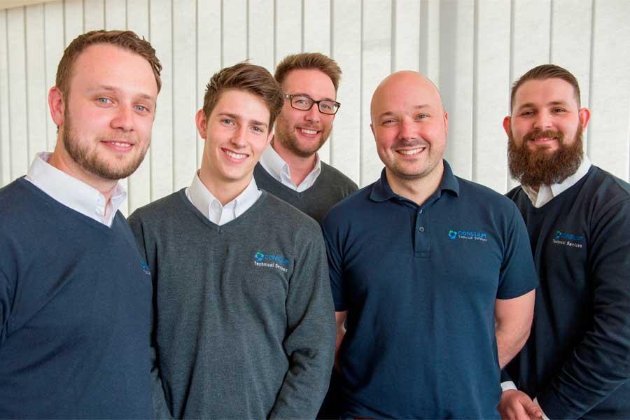 Image of the Consilium Team