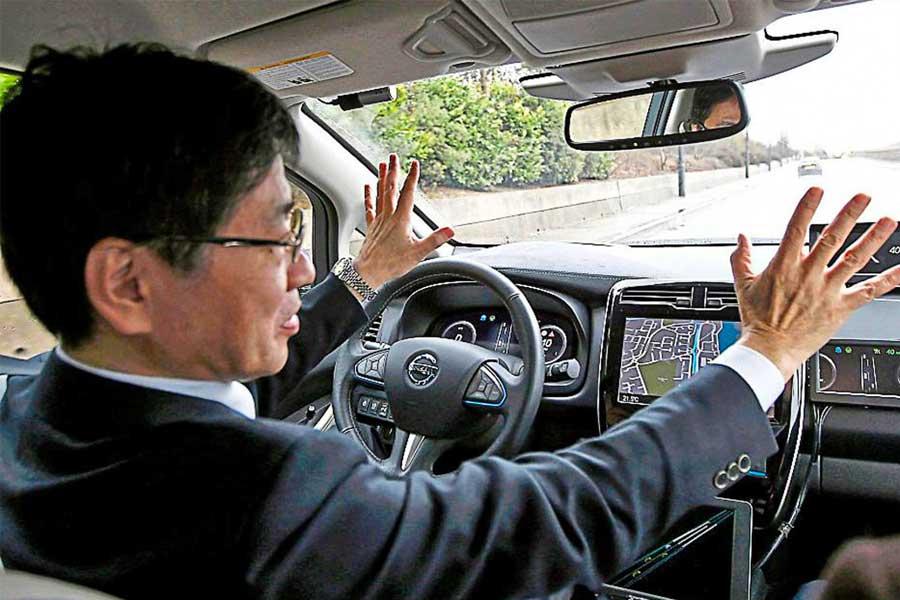 Driverless-Cars-London-Congestion