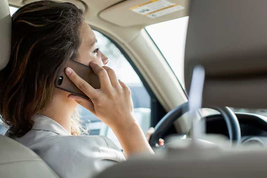 Tougher penalties begin for drivers using mobile phones......