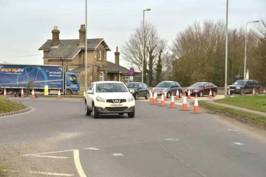 Image of stutterton roundabout
