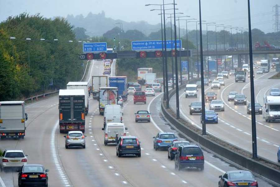 M25-Widening-Scheme