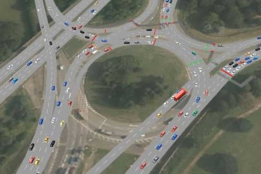 Image of M4 Junction