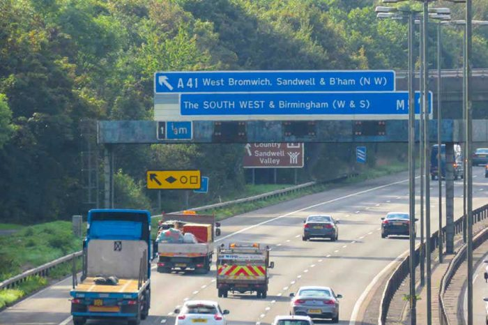 Drivers told to avoid M5 during 18-month roadworks