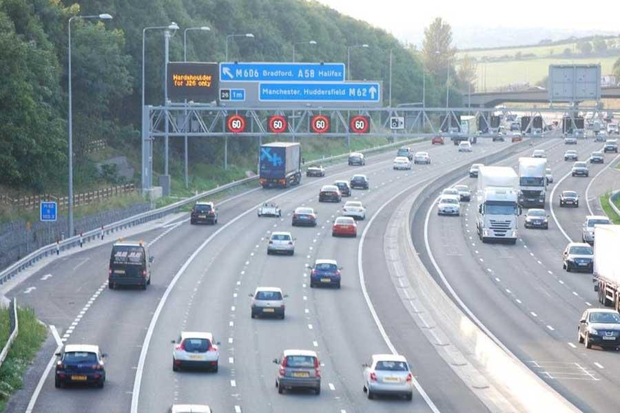 M62-Smart-Motorway-Manchester