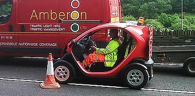 Renault Twizy Amberon