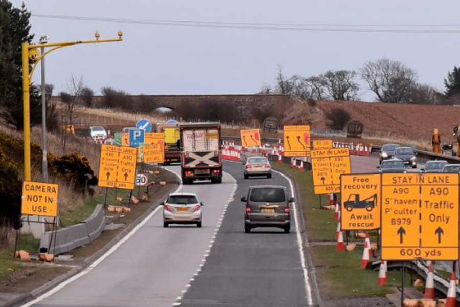 Image of Stonehaven Average Speed Cameras