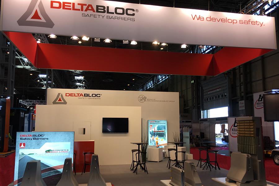Delta-Bloc-Stand