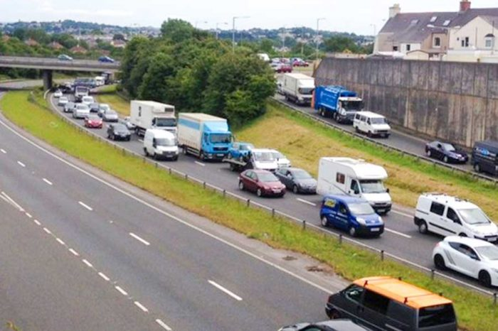 Four months of roadworks for A38 in Devon