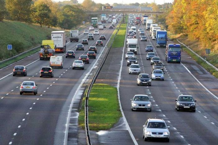 Milestone reached in scheme to widen congested A500