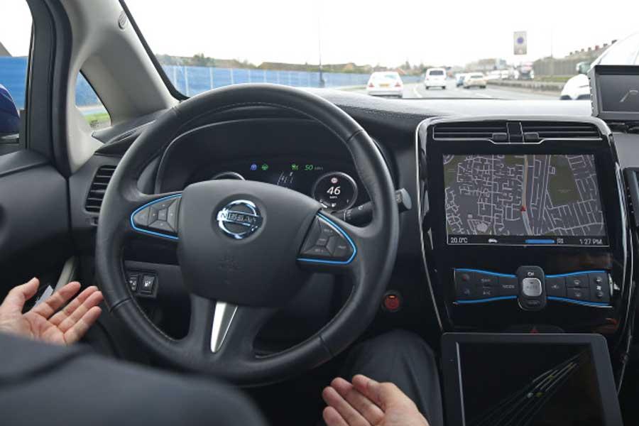 Driverless-Car-Trust