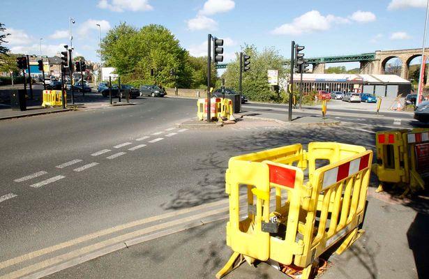 Huddersfield Roadworks