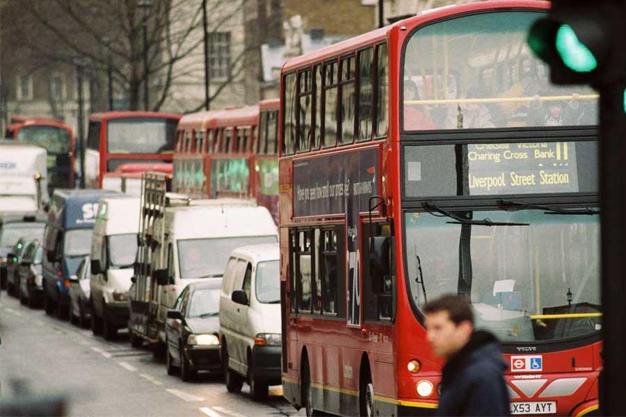 London-Roads-Congestion
