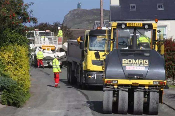 Summer scheme on Northumberland roads begins