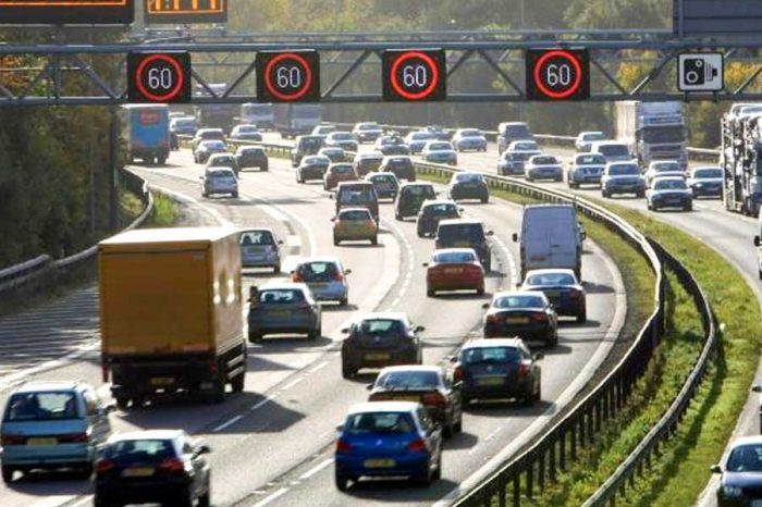 Bank holiday traffic warning with journey times predicted to quadruple