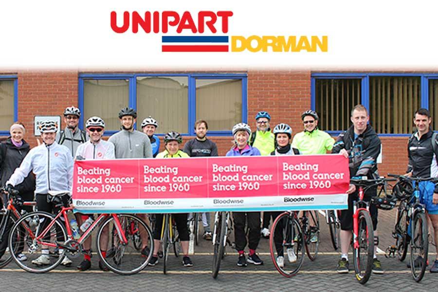 Unipart-Dorman-Cycle-Charity