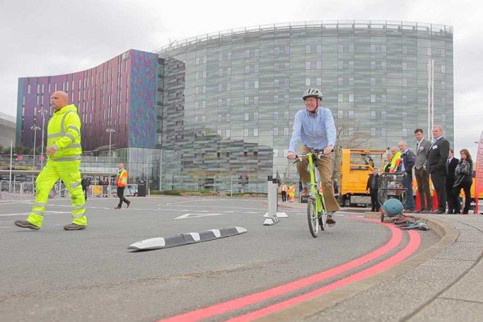 WJ   Innovation Road Show Arrives in London