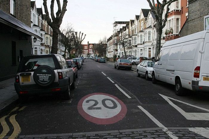 The speed limit on your street could be reduced to 20mph as part of a new UK-wide study running until 2020
