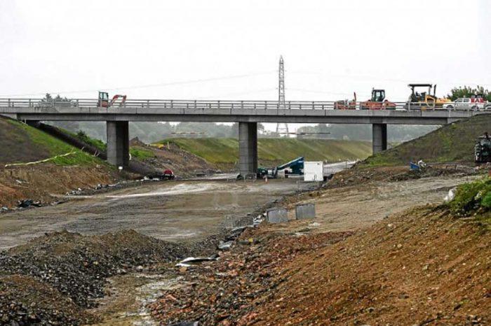 New Bridge Set to Open to Motorists this Week as Part of Aberdeen Bypass Construction