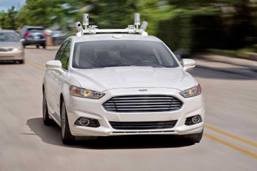 Ford-Driverless-Car