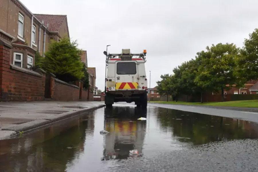 Hartlepool-Flooding